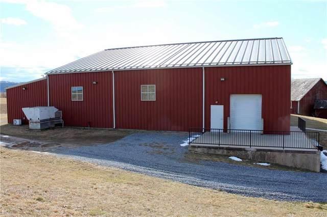 7654-7655 Leaser Road, Lynn Twp, PA 19529 (#667611) :: Jason Freeby Group at Keller Williams Real Estate