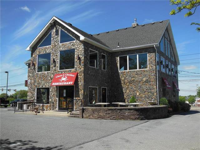 1801 Airport Road, Hanover Twp, PA 18109 (#667666) :: Jason Freeby Group at Keller Williams Real Estate