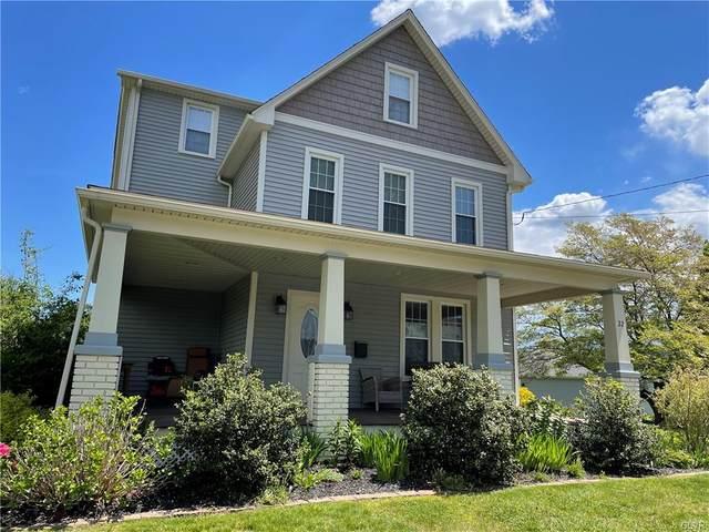 22 N High Street, East Bangor Borough, PA 18013 (#668206) :: Jason Freeby Group at Keller Williams Real Estate