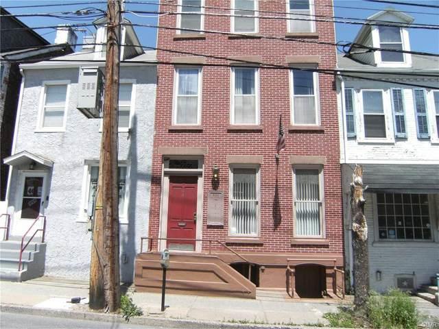 461 Linden Street, Allentown City, PA 18102 (#668370) :: Jason Freeby Group at Keller Williams Real Estate