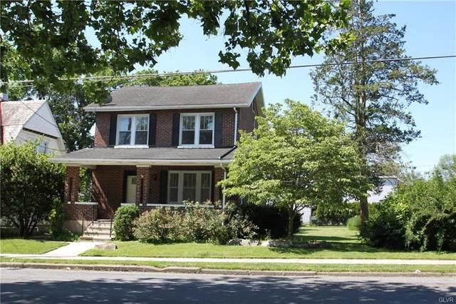 612-E Washington Avenue, Bethlehem City, PA 18017 (#669174) :: Jason Freeby Group at Keller Williams Real Estate