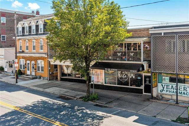 648 Main Street 648-650, Hellertown Borough, PA 18055 (#669333) :: Jason Freeby Group at Keller Williams Real Estate
