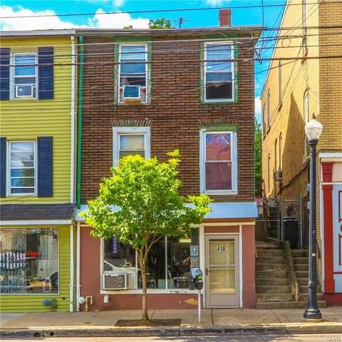 410 E 4th Street, Bethlehem City, PA 18015 (#669841) :: Jason Freeby Group at Keller Williams Real Estate