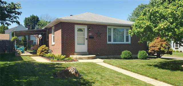 2329 W South Street, Allentown City, PA 18104 (#669858) :: Jason Freeby Group at Keller Williams Real Estate