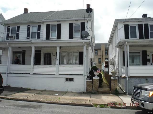 143 W Fell Street, Summit Hill Borough, PA 18250 (#669989) :: Jason Freeby Group at Keller Williams Real Estate