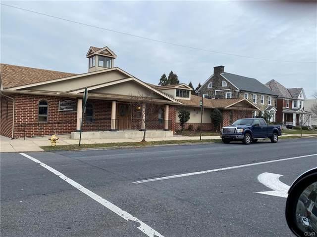 1020 W Broad, Bethlehem City, PA 18018 (#670033) :: Jason Freeby Group at Keller Williams Real Estate