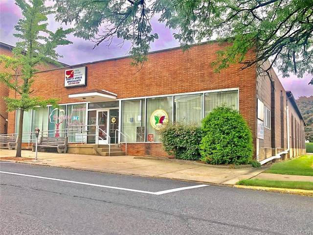25 S Broad Street, Nazareth Borough, PA 18064 (#670235) :: Jason Freeby Group at Keller Williams Real Estate