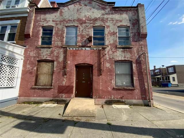 732 W Tilghman Street, Allentown City, PA 18102 (#670340) :: Jason Freeby Group at Keller Williams Real Estate
