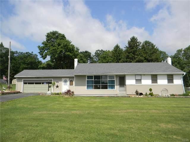 966 Mahoning Mountain Road, Mahoning Township, PA 18235 (#670420) :: Jason Freeby Group at Keller Williams Real Estate