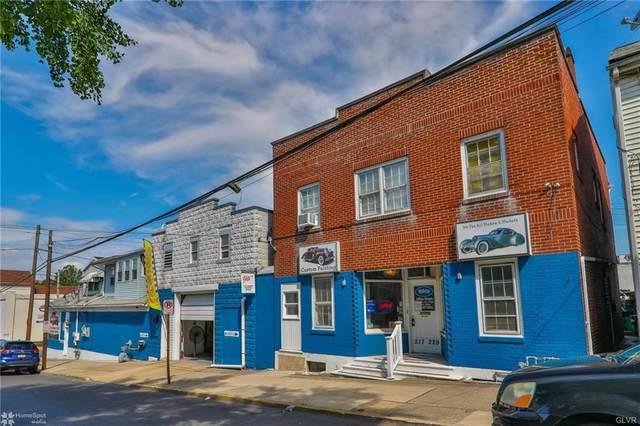 223 W Gordon, Allentown City, PA 18102 (MLS #670751) :: Smart Way America Realty