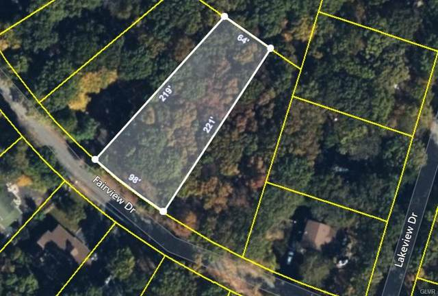 Lot 7, Fairview Drive Block W-802, Se, Pike County, PA 18328 (MLS #672922) :: Smart Way America Realty