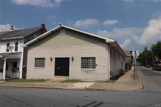 255 N 2nd Street, Slatington Borough, PA 18080 (MLS #673856) :: Smart Way America Realty