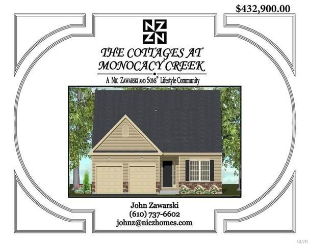 3695 Cottage Drive Lot # 2, Bethlehem City, PA 18020 (MLS #674448) :: Smart Way America Realty