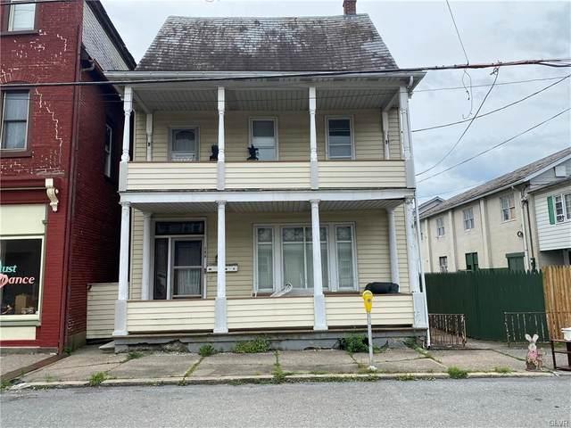 116 W Main Street, Pen Argyl Borough, PA 18072 (#674537) :: Jason Freeby Group at Keller Williams Real Estate