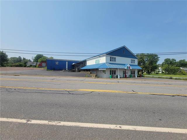 732 Route 93, Luzerne County, PA 18429 (MLS #675665) :: Smart Way America Realty