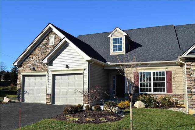 3681 Cottage Drive #8, Bethlehem City, PA 18020 (MLS #676403) :: Smart Way America Realty