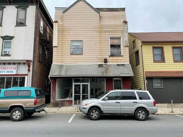 176 1St Street, Lehighton Borough, PA 18235 (MLS #676759) :: Smart Way America Realty