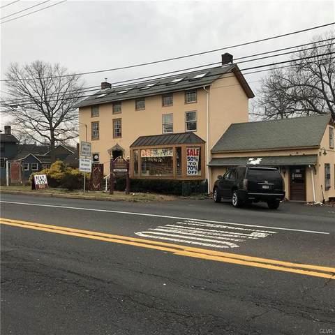 5921 Lower York Road, Solebury Twp, PA 18938 (MLS #678755) :: Smart Way America Realty
