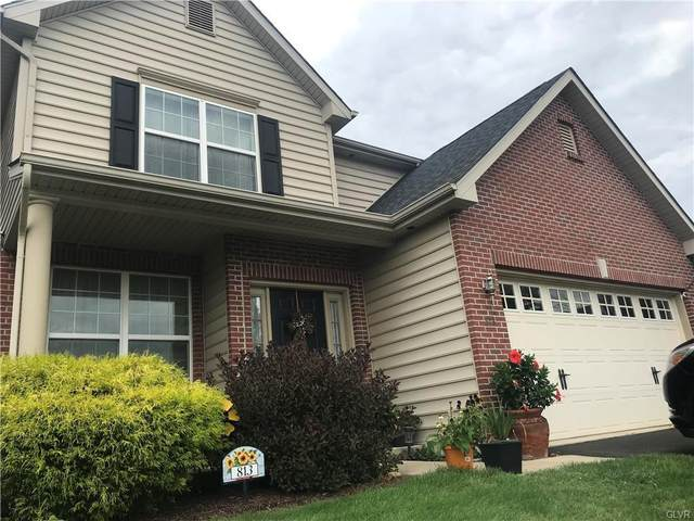 813 Spring White Drive, Upper Macungie Twp, PA 18031 (MLS #678775) :: Smart Way America Realty
