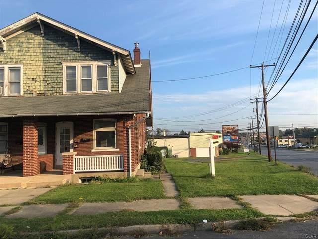 917 Livingston Street, Allentown City, PA 18109 (MLS #679438) :: Smart Way America Realty