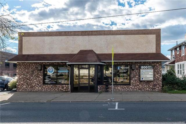 800 Main Street, Hellertown Borough, PA 18055 (MLS #679544) :: Smart Way America Realty