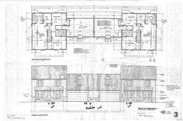 4837 Yorkshire Road Lot 109 B, Lehigh Township, PA 18088 (MLS #679547) :: Smart Way America Realty