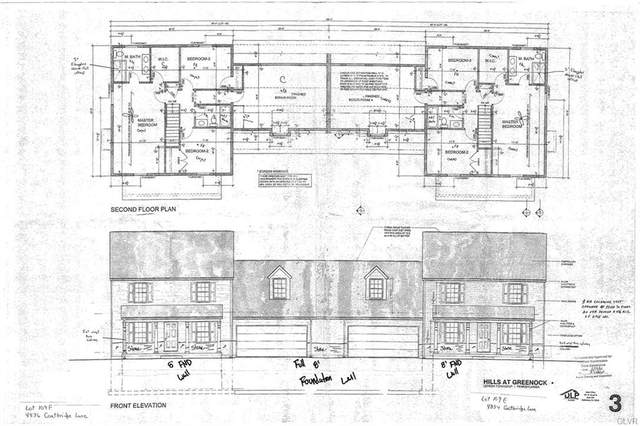4835 Yorkshire Road Lot 109 A, Lehigh Township, PA 18088 (MLS #679549) :: Smart Way America Realty
