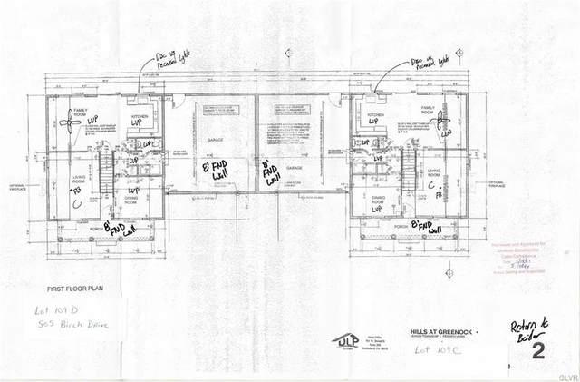 505 Birch Road Lot 109 D, Lehigh Township, PA 18088 (MLS #679552) :: Smart Way America Realty