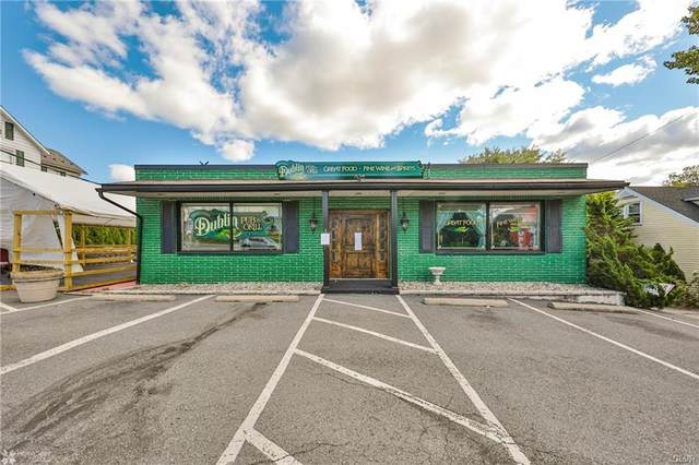 398 N Broad Street Ext, Upper Nazareth Twp, PA 18064 (MLS #680950) :: Smart Way America Realty