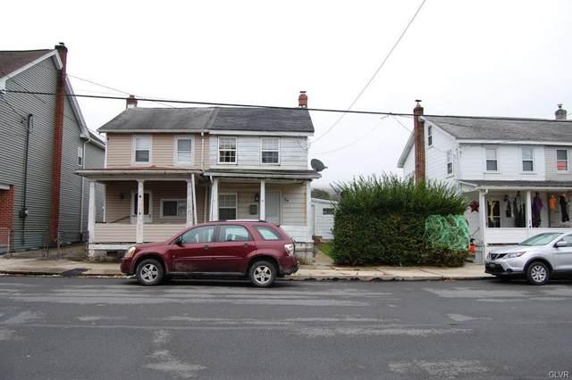 36 E Ruddle, Schuylkill County, PA 18218 (MLS #681785) :: Smart Way America Realty