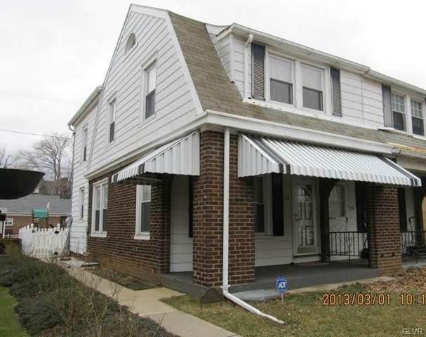 713 Dellwood Street, Bethlehem City, PA 18018 (#681795) :: Jason Freeby Group at Keller Williams Real Estate