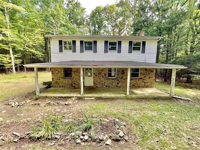 152 Turkey Ridge Drive, Polk Twp, PA 18058 (MLS #682363) :: Smart Way America Realty