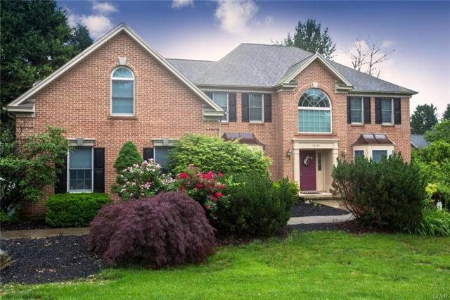1667 Penns Crossing, South Whitehall Twp, PA 18104 (MLS #572188) :: RE/MAX Results