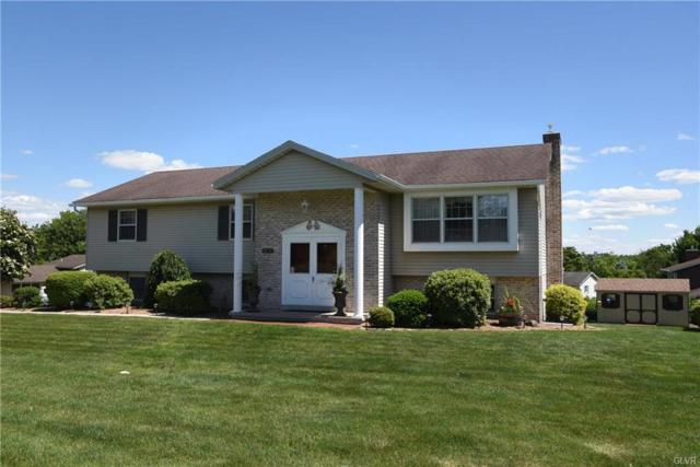 4618 Penn Hill Drive, North Whitehall Twp, PA 18078 (MLS #583411) :: RE/MAX Results