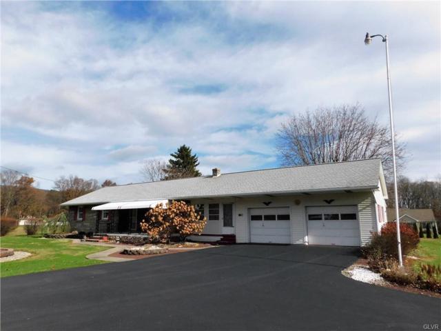1196 Blue Mountain Drive, Lehigh Township, PA 18038 (#596496) :: Jason Freeby Group at Keller Williams Real Estate