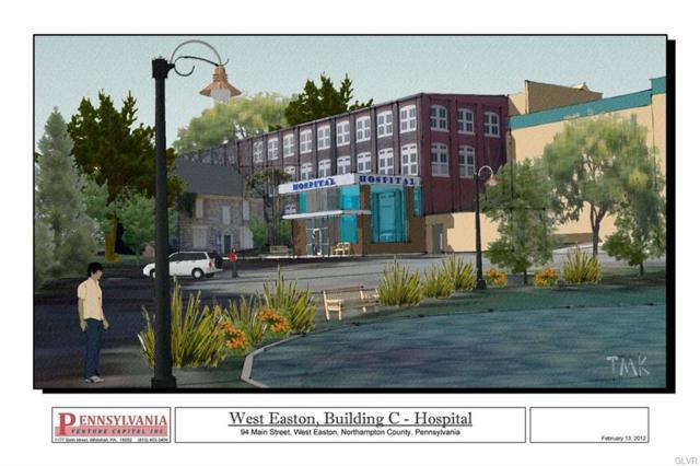 94 Main Street, West Easton Borough, PA 18042 (MLS #605242) :: Keller Williams Real Estate