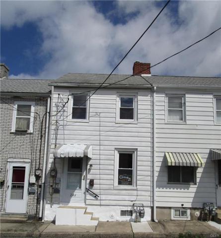 244 Wood Street, Catasauqua Borough, PA 18032 (MLS #616644) :: Keller Williams Real Estate