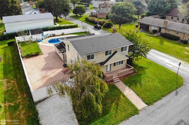 2348 Buchman Street, South Whitehall Twp, PA 18104 (MLS #625892) :: Keller Williams Real Estate