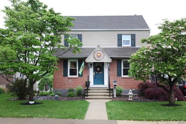 1343 N Troxell Street, Allentown City, PA 18109 (MLS #631389) :: Keller Williams Real Estate