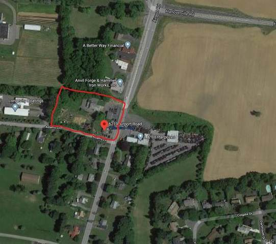 6219 Airport Road, East Allen Twp, PA 18109 (MLS #642346) :: Keller Williams Real Estate