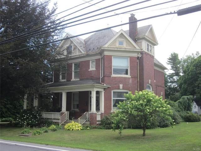 599 Monocacy Drive, Moore Twp, PA 18014 (MLS #643609) :: Keller Williams Real Estate