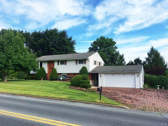 5536 Colony Drive, East Allen Twp, PA 18017 (MLS #644781) :: Keller Williams Real Estate