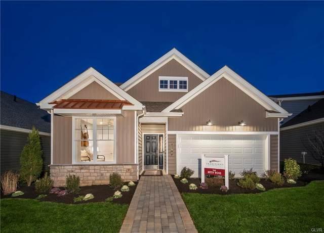 Independence Drive Betsy Model, Bethlehem Twp, PA 18045 (#656130) :: Jason Freeby Group at Keller Williams Real Estate