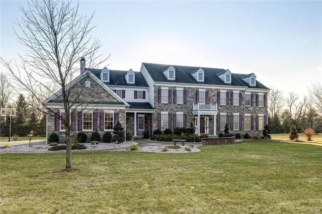 595 Rockbridge Road, Lower Nazareth Twp, PA 18064 (#657129) :: Jason Freeby Group at Keller Williams Real Estate