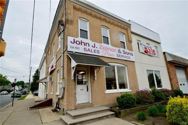828 Hanover Avenue, Allentown City, PA 18109 (MLS #659923) :: Smart Way America Realty