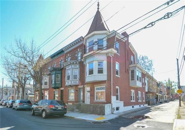 1118 W Turner Street, Allentown City, PA 18102 (#660254) :: Jason Freeby Group at Keller Williams Real Estate