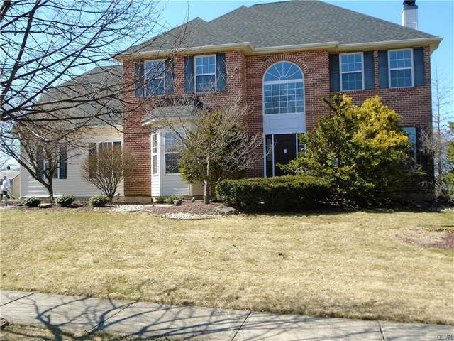 2362 Burgundy Drive, Lower Macungie Twp, PA 18062 (#661845) :: Jason Freeby Group at Keller Williams Real Estate