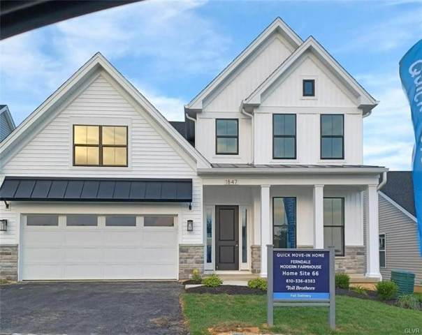 1847 Stang Drive, South Whitehall Twp, PA 18104 (MLS #670572) :: Smart Way America Realty