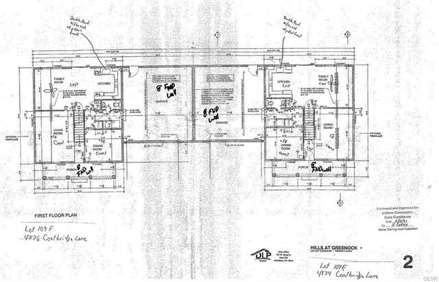 4836 Coatbridge Lane Lot 109F, Lehigh Township, PA 18088 (MLS #679350) :: Smart Way America Realty