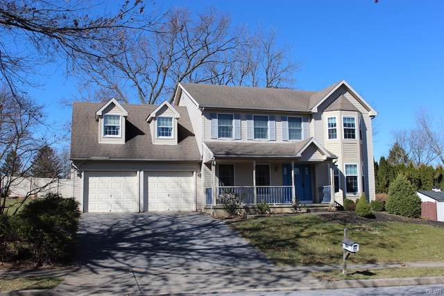 2105 Sequoia Road, Bethlehem Twp, PA 18020 (MLS #634867) :: Justino Arroyo | RE/MAX Unlimited Real Estate